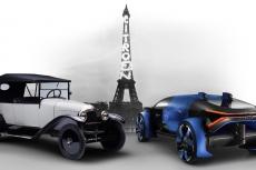 Typ A von 1919 und 19_19 Concept